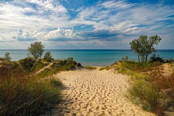 Dunes Pixabay