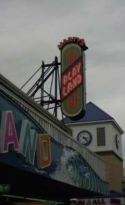 MD Ocean City boardwalk