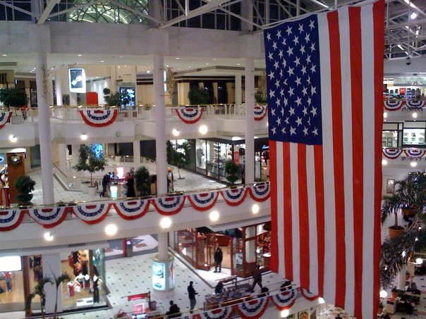 VA Pentagon City Mall