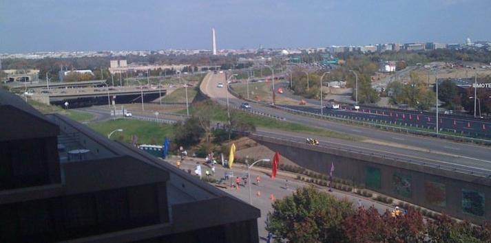 VA view from apt
